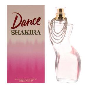 Shakira Dance Eau De Toilette 80ml