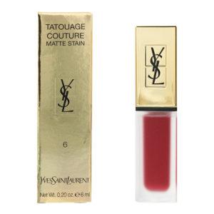 Yves Saint Laurent Tatouage Couture N6 Fuchsia Mark Liquid Lipstick 6ml