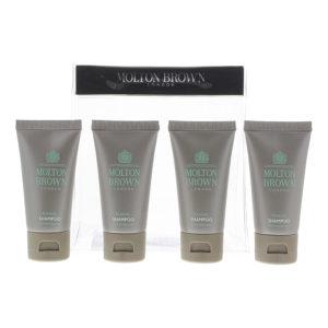 Molton Brown Kumudu 4 Piece Gift Set: 4 x Shampoo 30ml