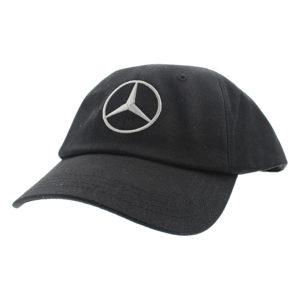 Mercedes Benz Black Cap