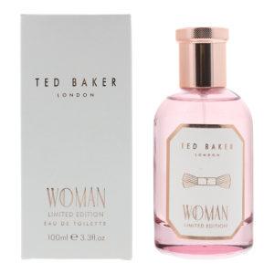 Ted Baker Woman Limited Edition Eau De Toilette 100ml