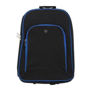 Mercedes Benz Black Backpack