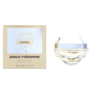 Paco Rabanne Lady Million Lucky Eau de Parfum 30ml