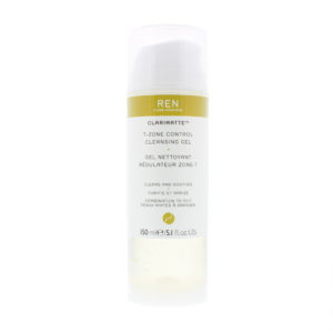Ren Clarimatte T-Zone Control Combination To Oily Skin Cleansing Gel 150ml