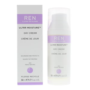 Ren Ultra Moisture Dry Skin Day Cream 50ml