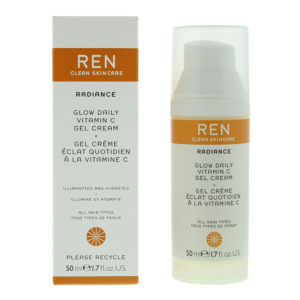 Ren Radiance Glow Daily Vitamin C Gel All Skin Types Cream 50ml