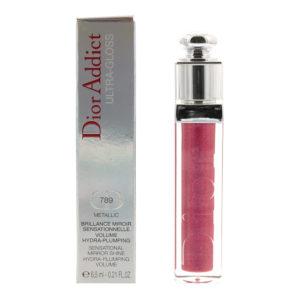 Dior Addict Ultra-Gloss 789 Metallic Lip Gloss 6.5ml