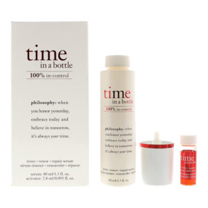 Philosophy Time In A Bottle Face Serum 40ml