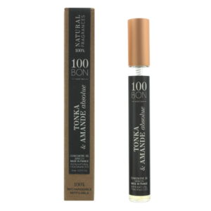 100 Bon Tonka  Amande Absolue Concentré Refillable Eau de Parfum 10ml