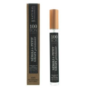 100 Bon Néroli  Petit Grain Printanier Concentré Refillable Eau de Parfum 10ml