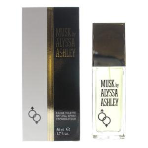Alyssa Ashley Musk Eau De Toilette 50ml