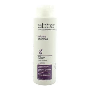 Abba Pure Volume Shampoo 236ml