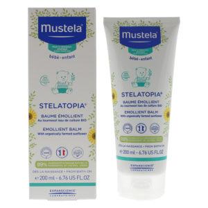 Mustela Bébé-Enfant Atopic-Prone Skin Stelatopia Emollient Balm 200ml