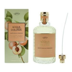 4711 Acqua Colonia White Peach  Coriander Eau de Cologne 170ml