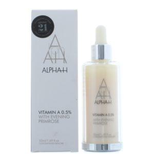 Alpha-H Vitamin A 0.5% With Evening Primrose Serum 50ml