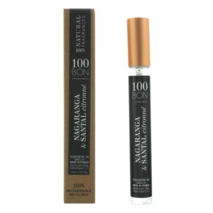 100 Bon Nagaranga  Santal Citronné Concentré Refillable Eau de Parfum 10ml