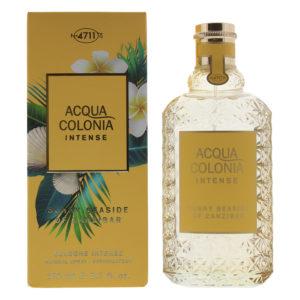 4711 Acqua Colonia Intense Sunny Seaside Of Zanzibar Eau de Cologne 170ml